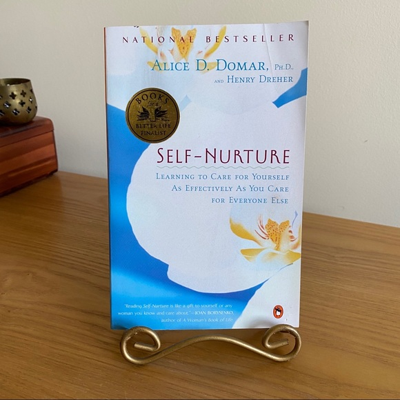 Penguin Books Other - Self-Nurture Learning to Care for Yourself / Domar